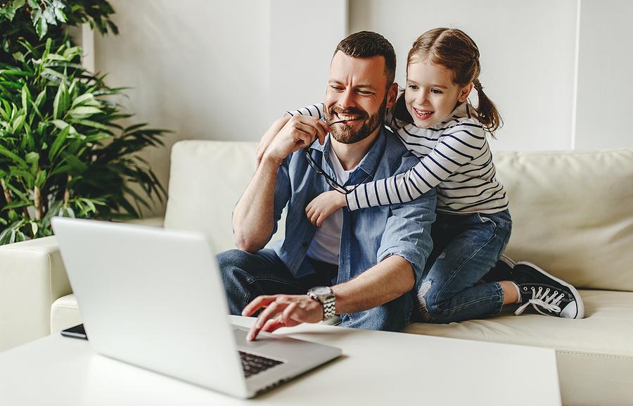 Hoe combineer je werk en alleenstaand vaderschap?