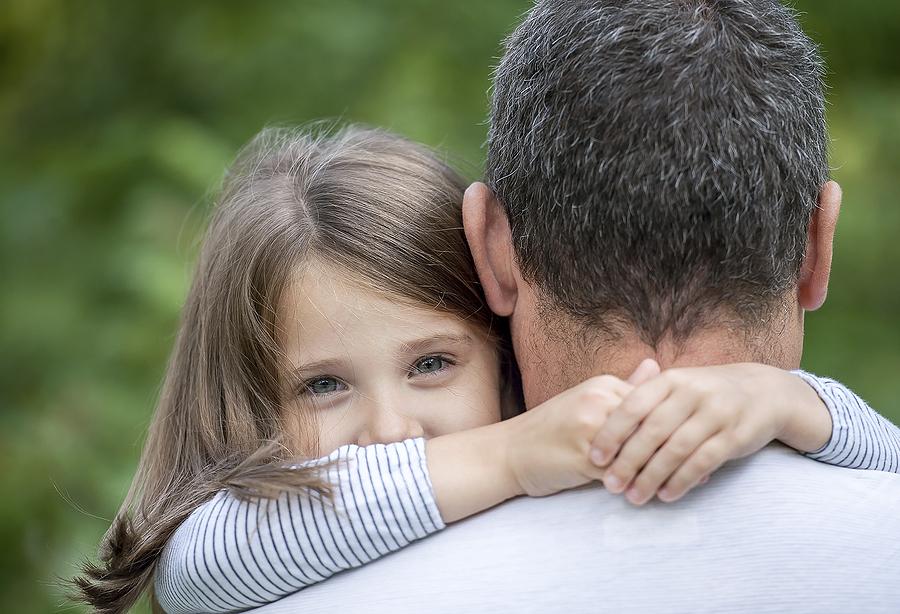 Waarom alleenstaand vaderschap zo zwaar is